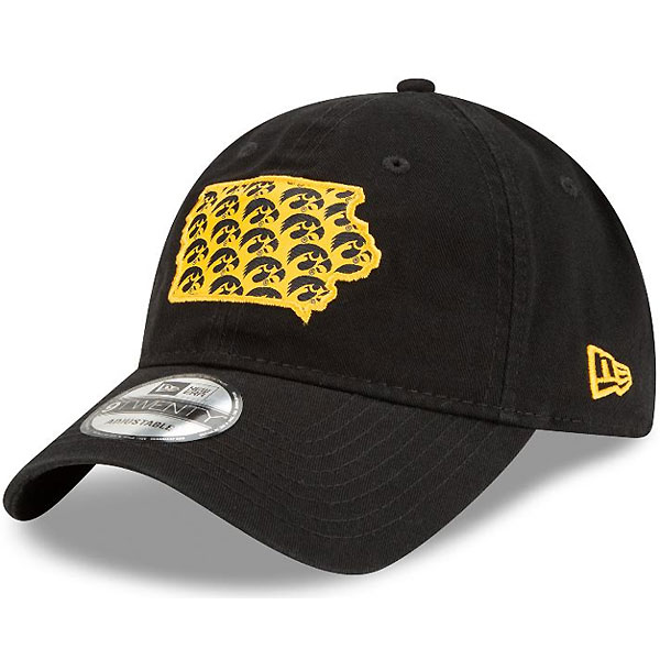 Iowa Hawkeyes Stamp Cap