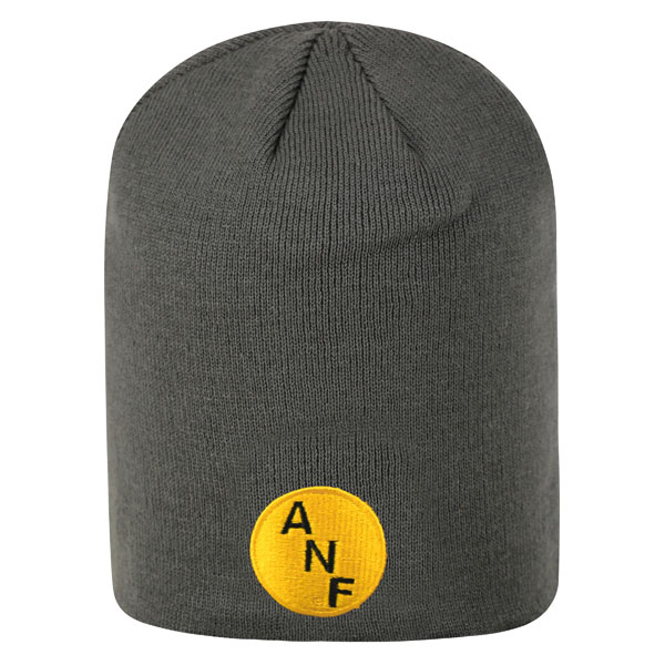Iowa Hawkeyes Simple Knit Hat