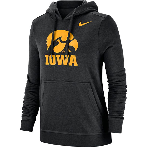 Iowa Hawkeyes Women's PO Club Hoodie