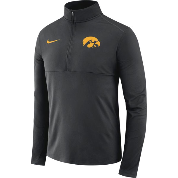 Iowa Hawkeyes Core HZ Top