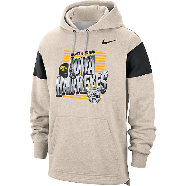 Iowa Hawkeyes Local Birch Hoodie