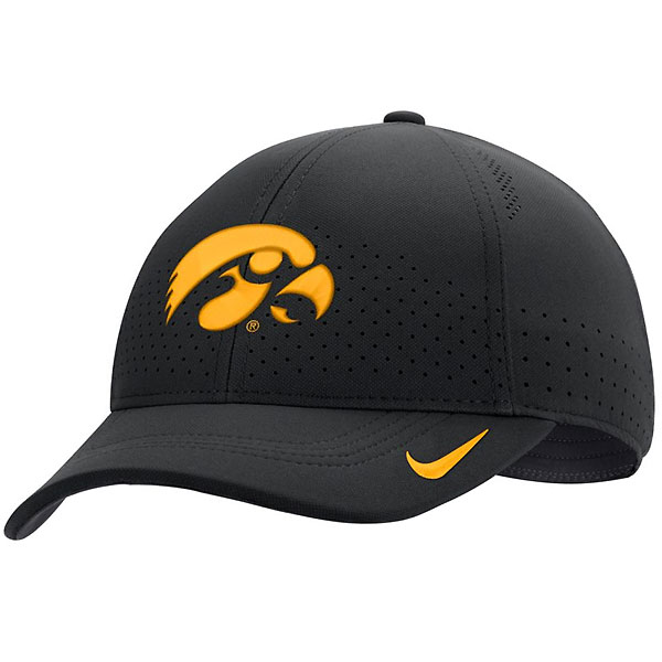 Iowa Hawkeyes 2019 Aero Bill Sideline Hat