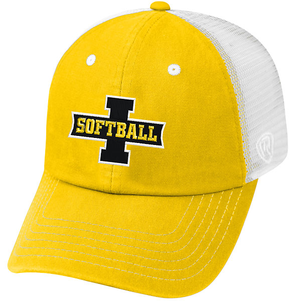 Iowa Hawkeyes Backroad Softball Cap