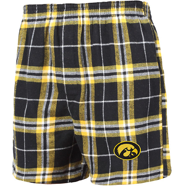 Iowa Hawkeyes Boxer Shorts