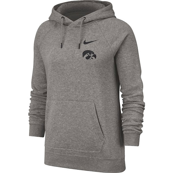 Iowa Hawkeyes Womens Ralley Hoodie