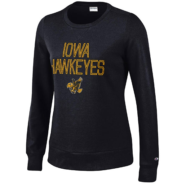 Iowa Hawkeyes Women's Eco University Sweatshirt