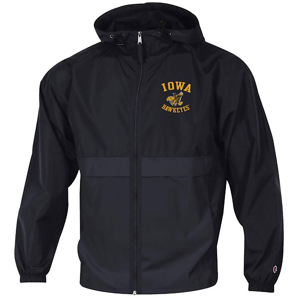 Iowa Hawkeyes Light Weight Jacket