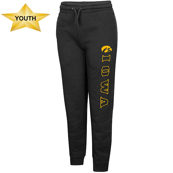 Iowa Hawkeyes Youth Walk the Jogger Pants