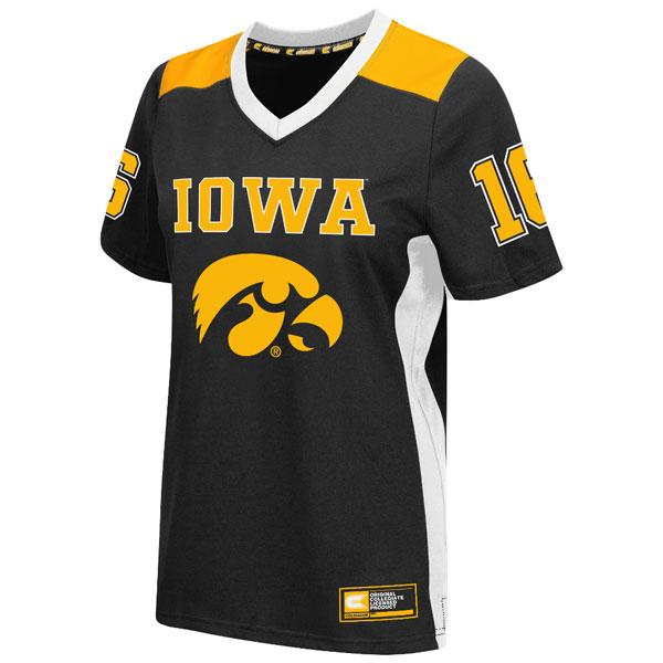iowa hawkeyes jersey