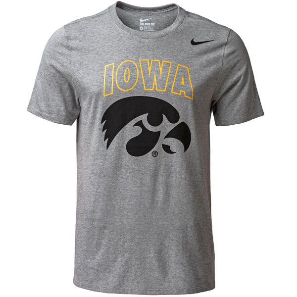 Iowa Hawkeyes Core Tee