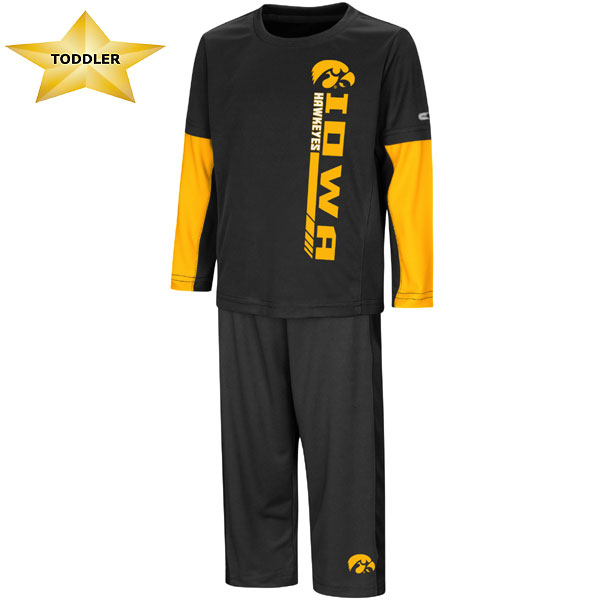 Iowa Hawkeyes Toddler We Got This Set
