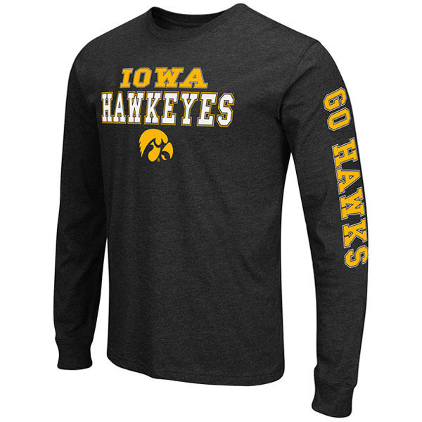 Iowa Hawkeyes Game Changer Tee - Big Size