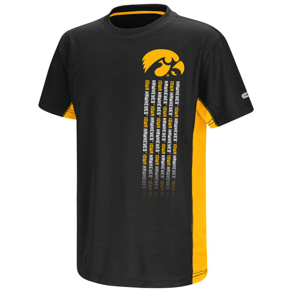 Iowa Hawkeyes Youth Setter Tee