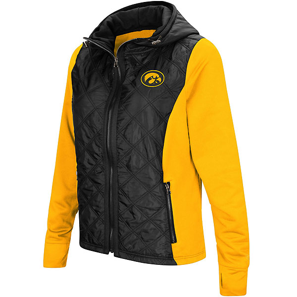 Iowa Hawkeyes Women's Six Fingers Jacket