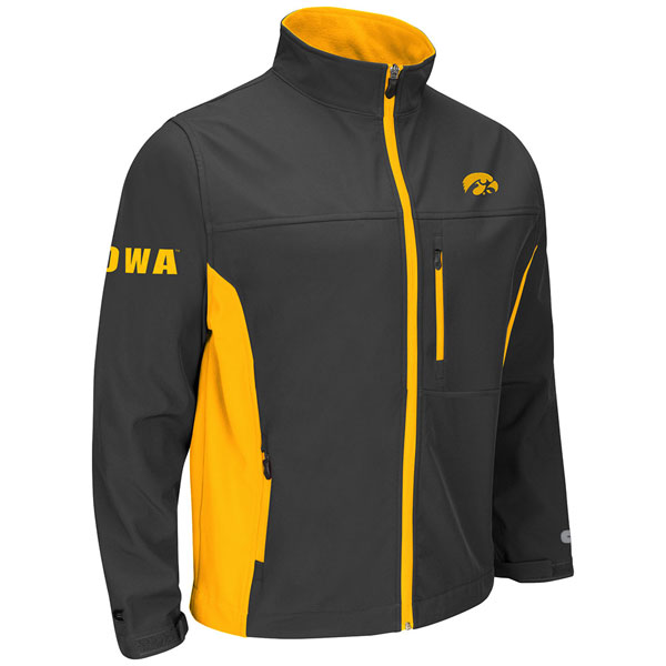 Iowa Hawkeyes Yukon II Jacket (Big)