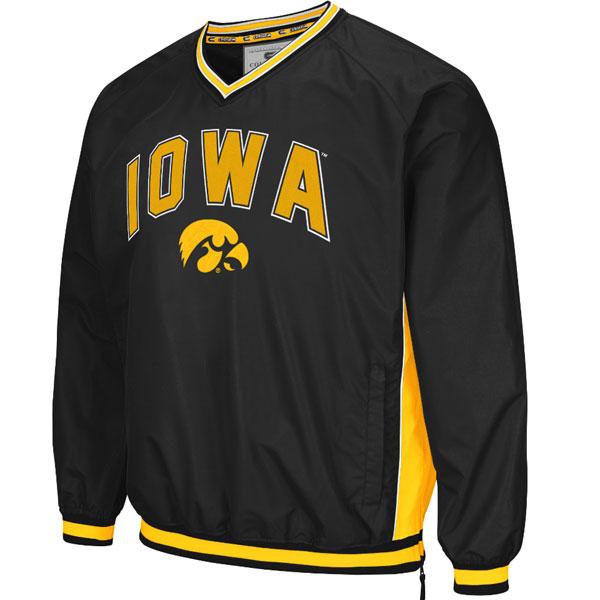 2545ac772 Iowa Hawkeyes Fair Catch Windbreaker