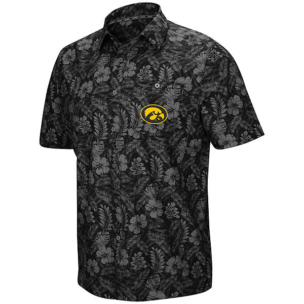 Iowa Hawkeyes Ground Rules Camp Shirt