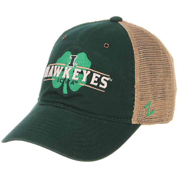 Iowa Hawkeyes Clover Field Hat