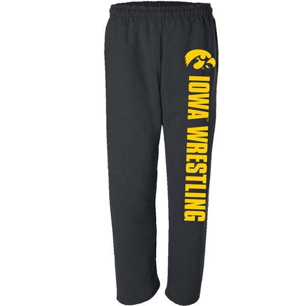 Iowa Hawkeyes Wrestling Sweat Pants