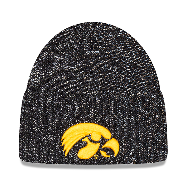 Iowa Hawkeyes Women's Dazzle Stocking Cap