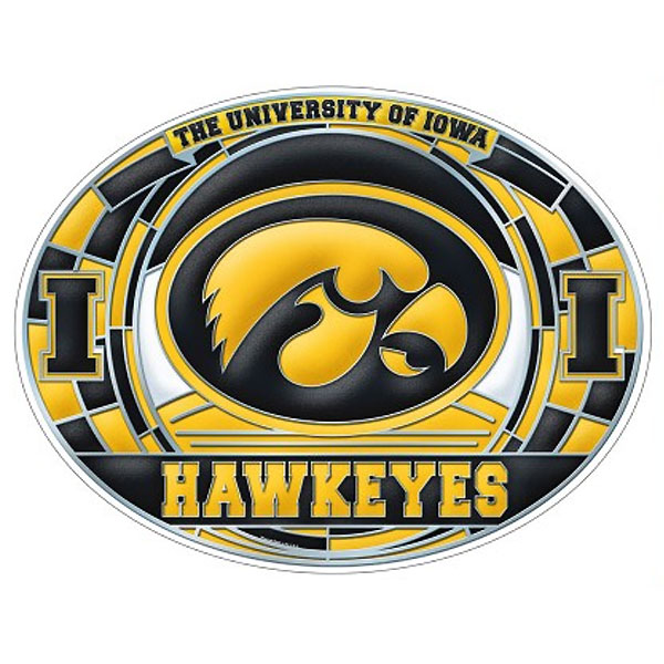Iowa Hawkeyes Ultra Decal