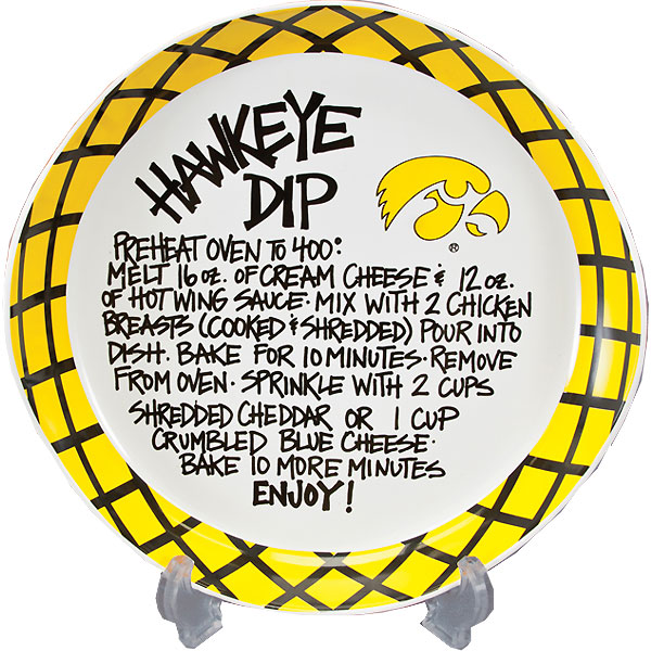 Iowa Hawkeyes Dip Recipe