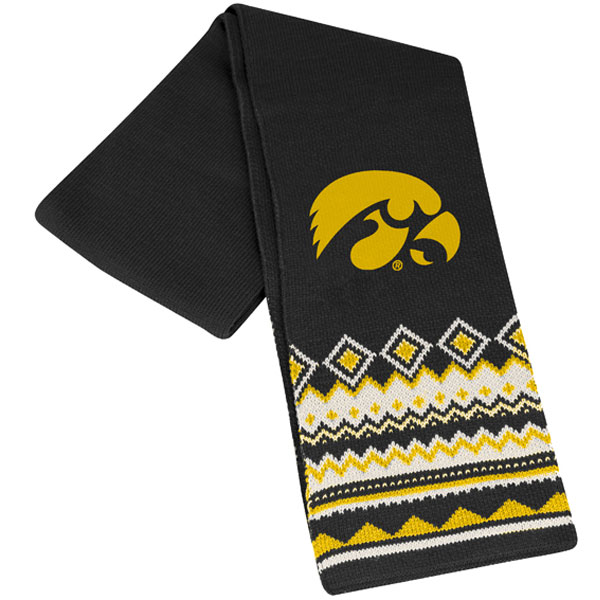 Iowa Hawkeyes Dusty Scarf