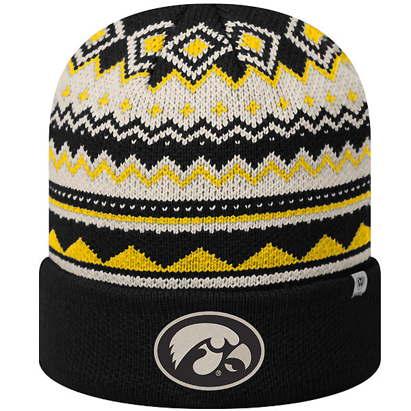 Iowa Hawkeyes Dusty Stocking Cap