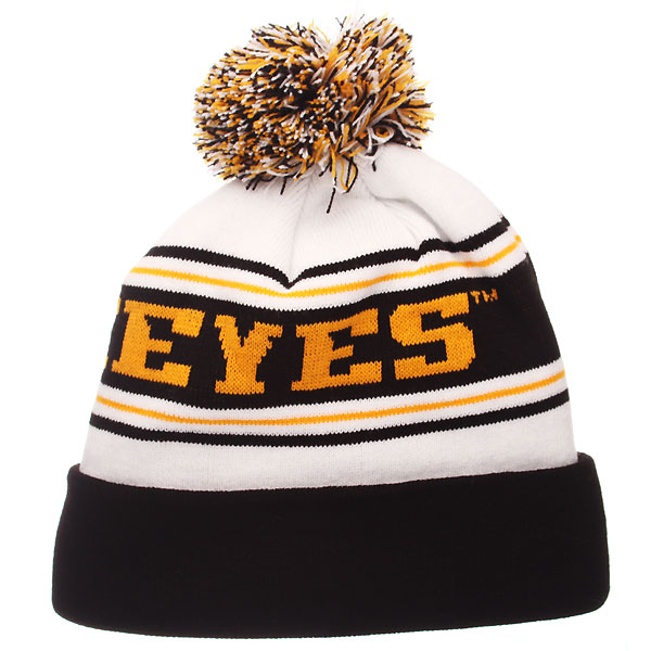 Iowa Hawkeyes Finish Line Stocking Cap