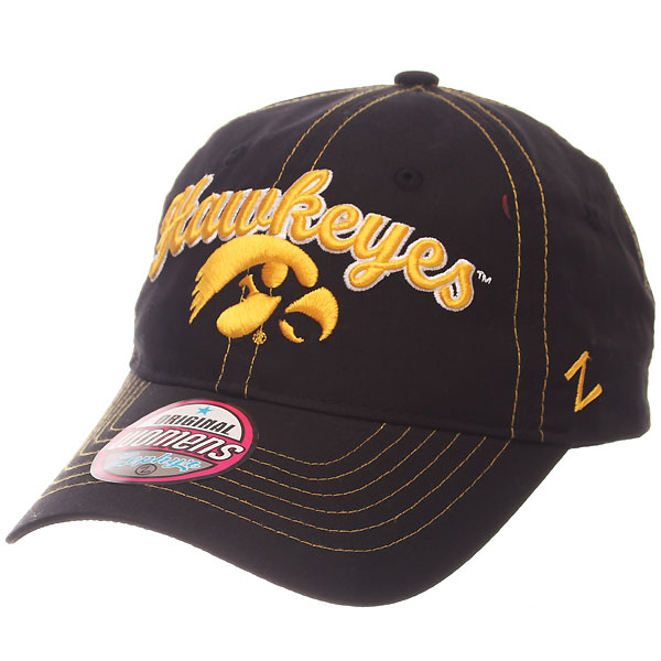 Iowa Hawkeyes Womens Fit Cap