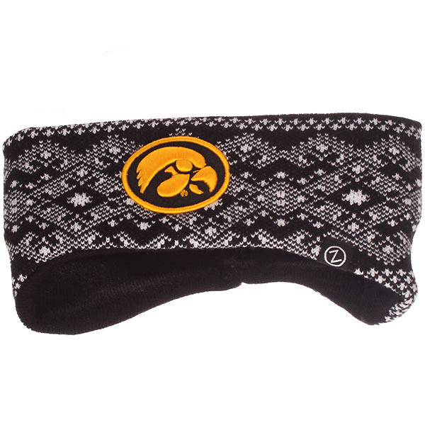 Iowa Hawkeyes Frost Bite Headband