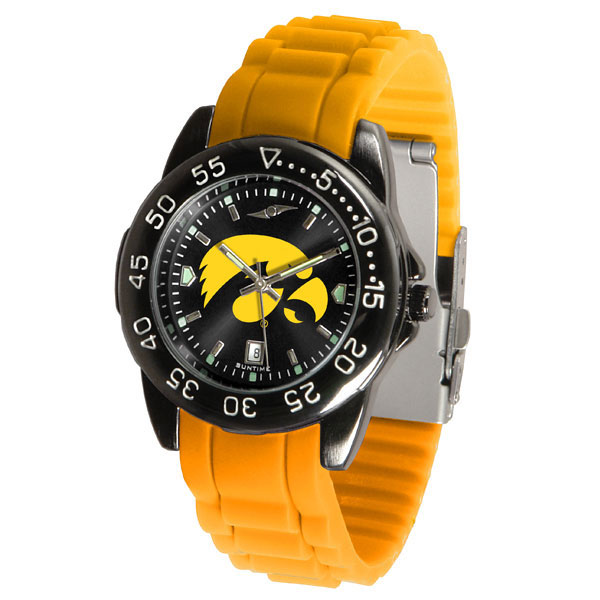 Iowa Hawkeyes Fantom Sport AC Watch
