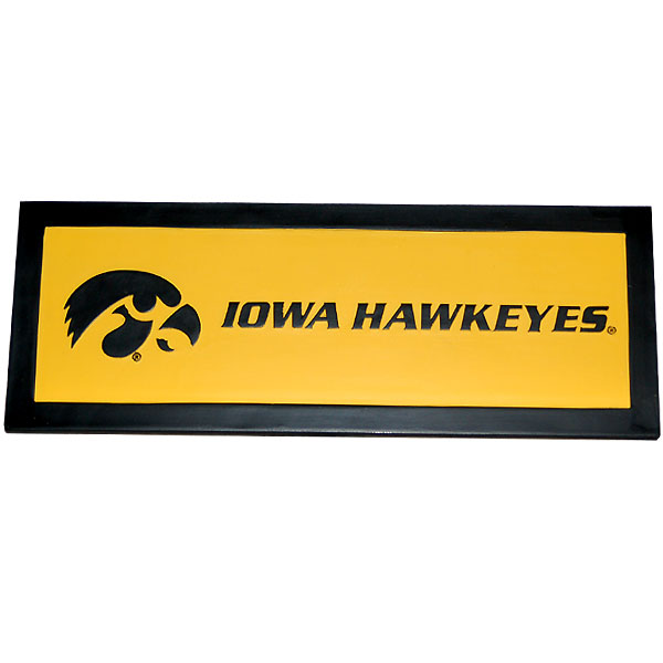 Iowa Hawkeyes Garden Sign