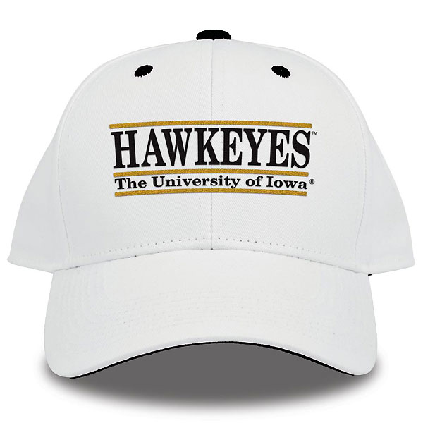 Iowa Hawkeyes HAWKEYES Over U of I Cap