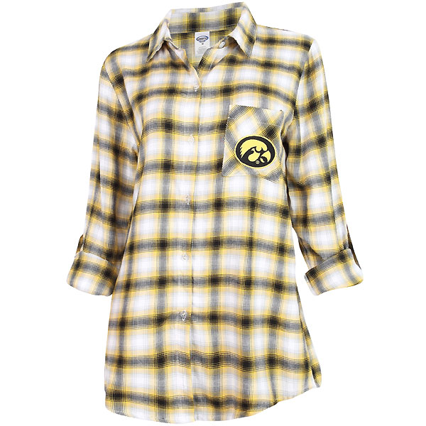 Iowa Hawkeyes Women's Nightshirt