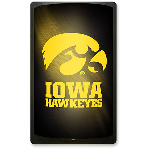 Iowa Hawkeyes Motion Glow Light