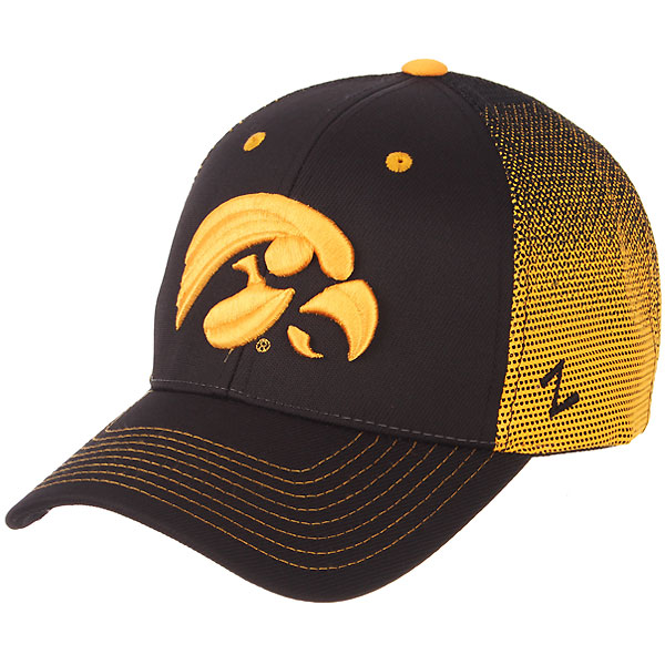 Iowa Hawkeyes Game Face Hat