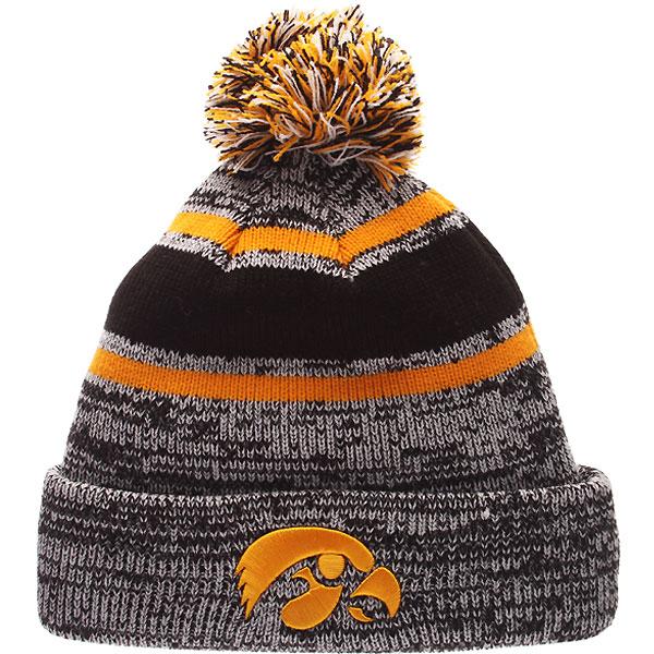aaa4ed1d1ef ... cheap iowa hawkeyes granite knit hat 1e330 6446d