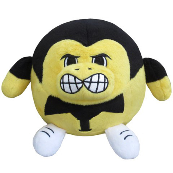 Iowa Hawkeyes Plush Herky