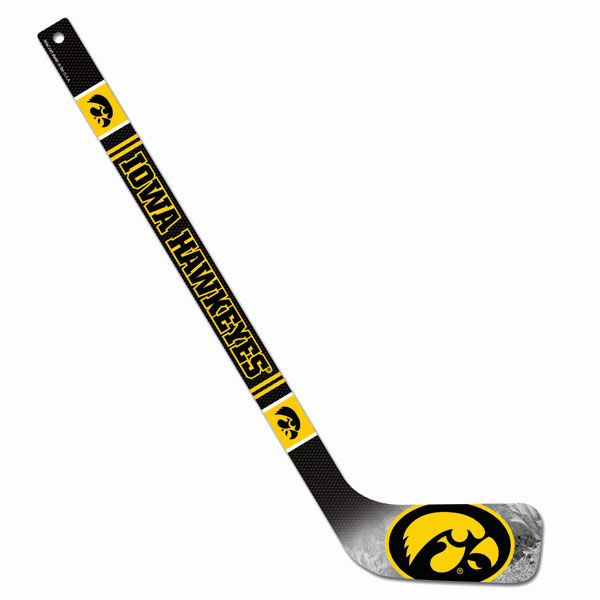 Iowa Hawkeyes Hockey Stick