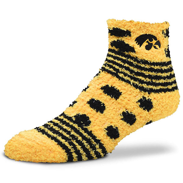 Iowa Hawkeyes Homegater Socks