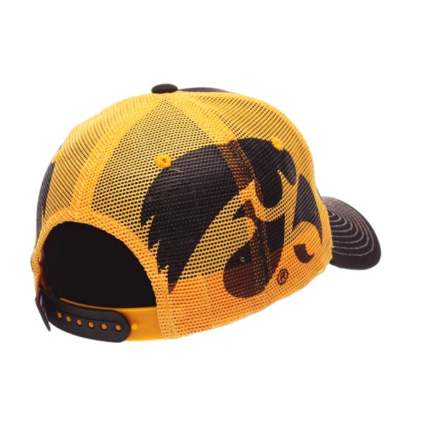 Iowa Hawkeyes Interstate Adjustable Hat