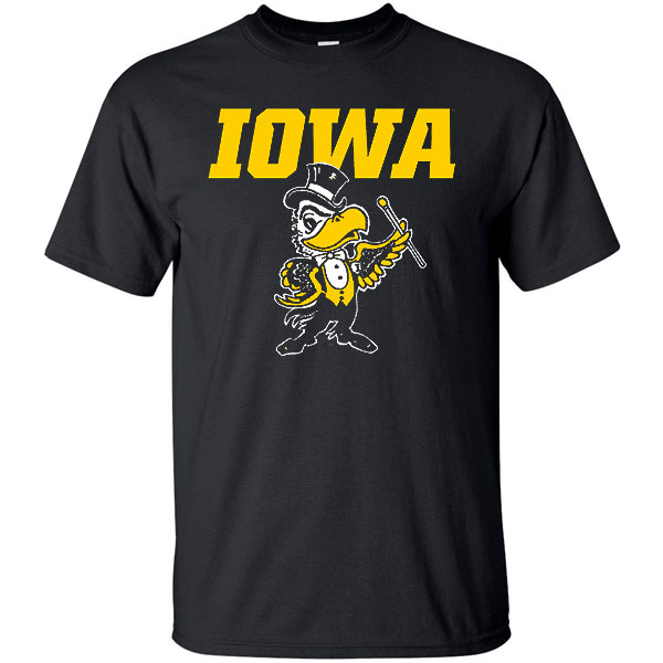 Iowa Hawkeyes Band Conductor Tee