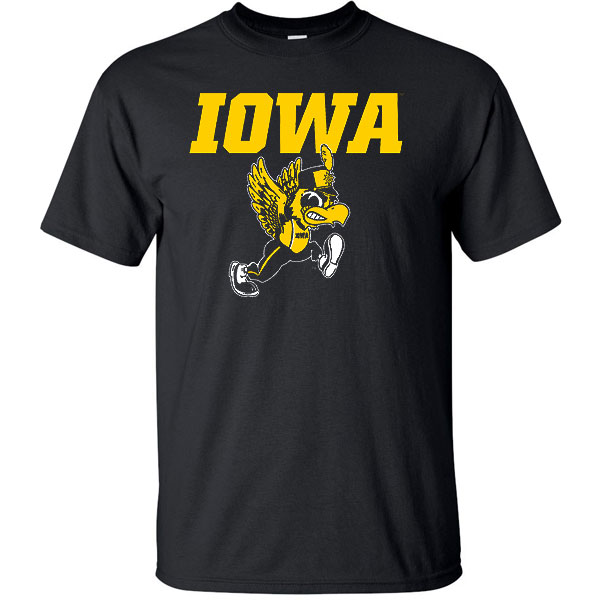 Iowa Hawkeyes Band Drummer Tee