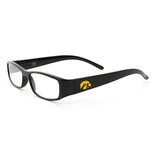 Iowa Hawkeyes Reader Glasses