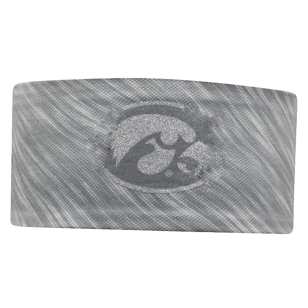 Iowa Hawkeyes Knotty Grey Headband