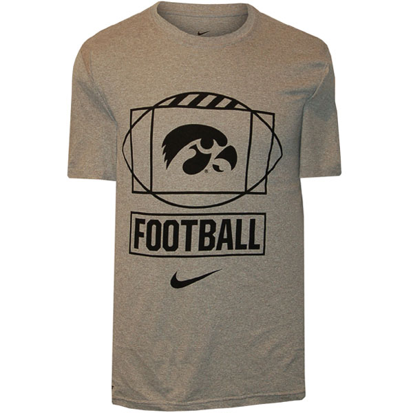 Iowa Hawkeyes Legend Tee