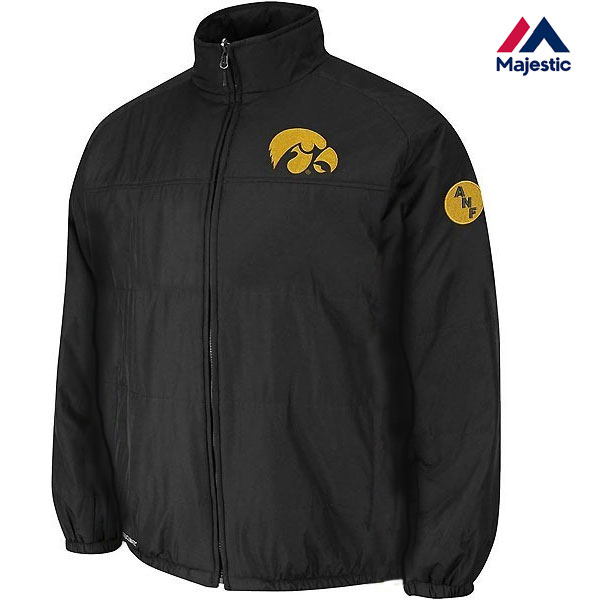 Iowa Hawkeyes Baseball Thermabase 3 in 1 Triple Climate Jacket