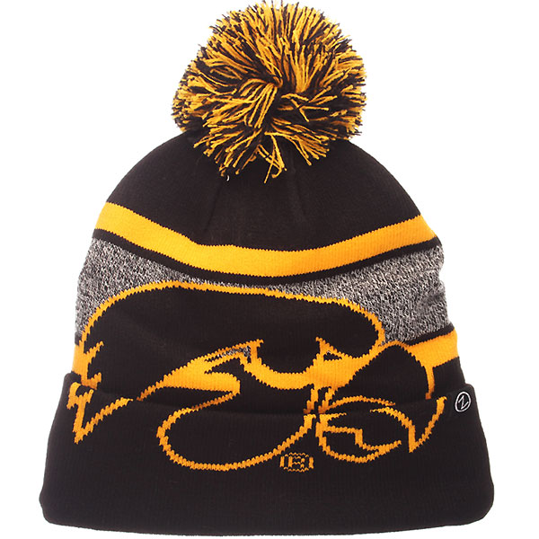 Iowa Hawkeyes Mammoth Stocking Cap
