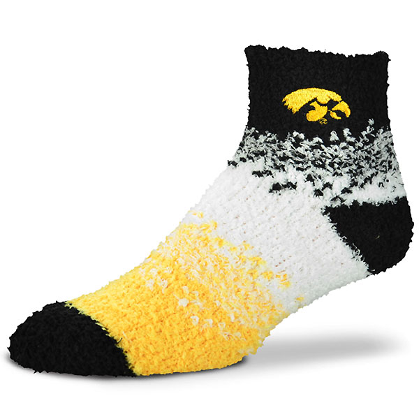 Iowa Hawkeyes Marquee Socks